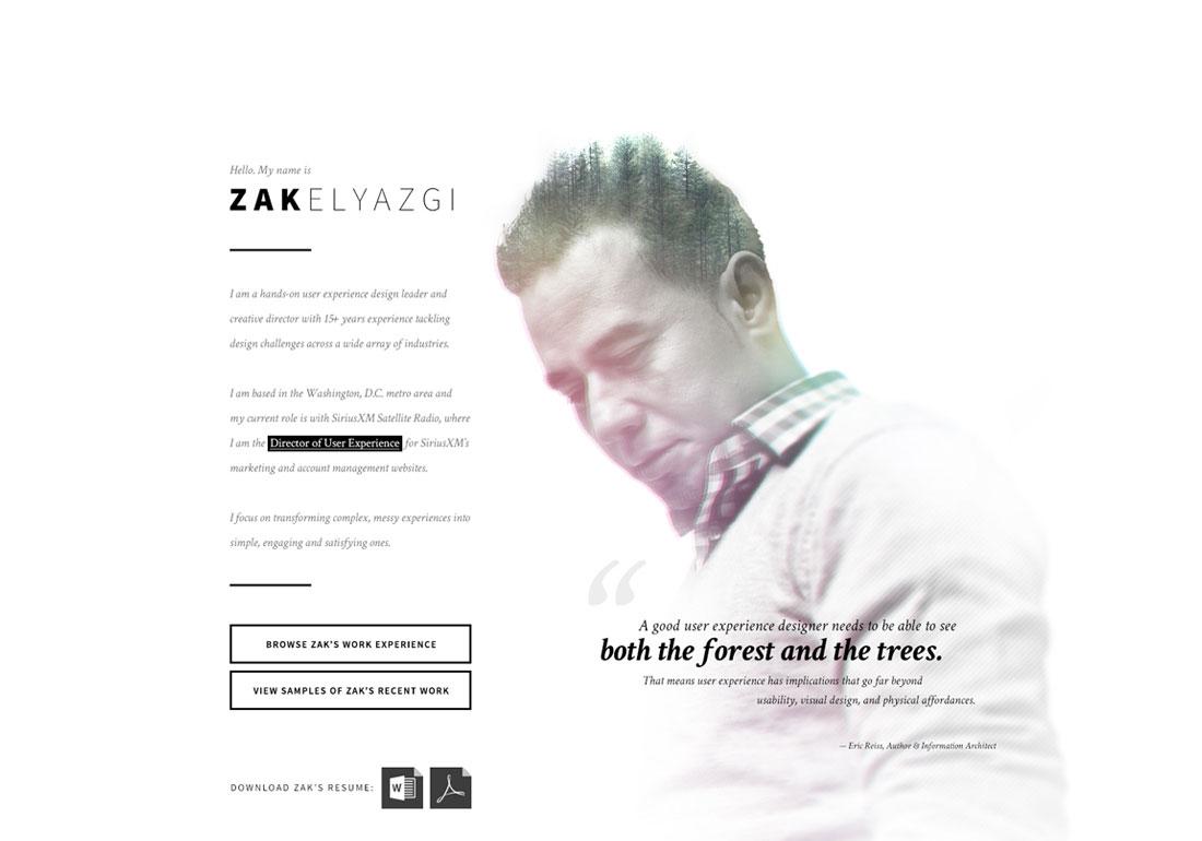 Zak Elyazgi's Personal Portfolio