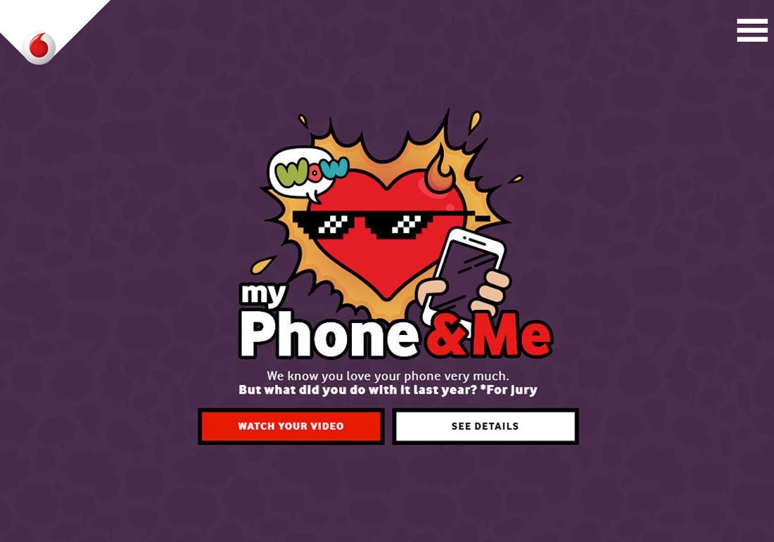 My Phone & Me