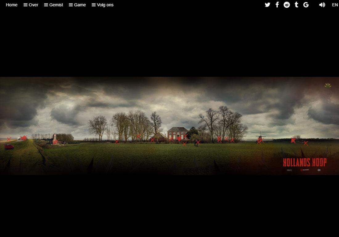 Hollands Hoop interactive