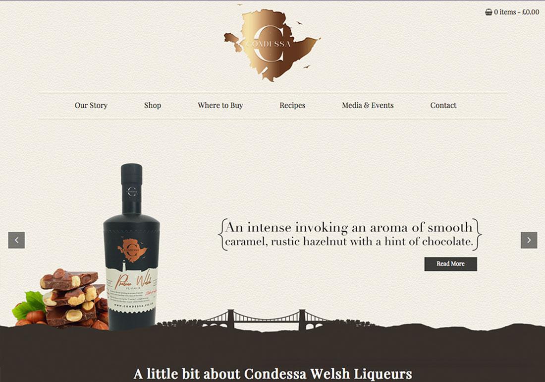 Condessa Welsh Liqueurs