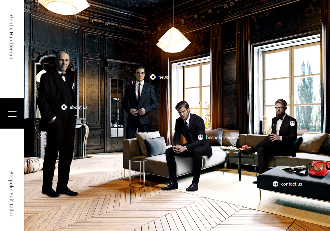 Gentlehandleman Bespoke Suit