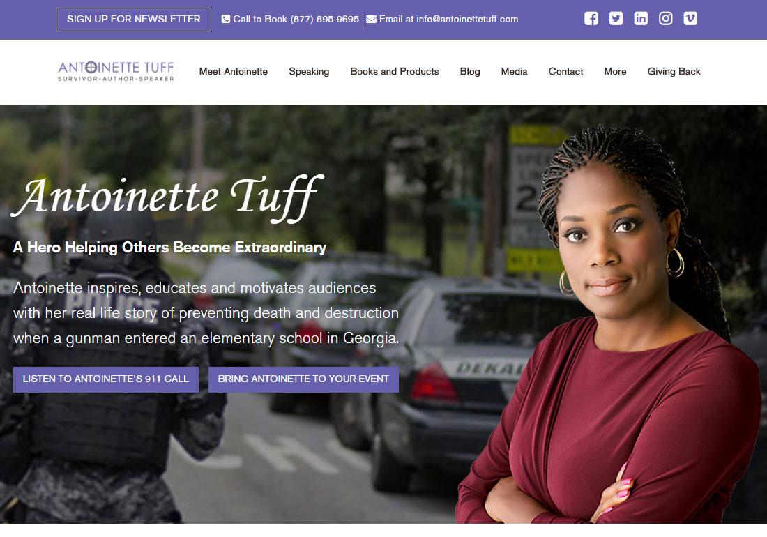Antoinette Tuff