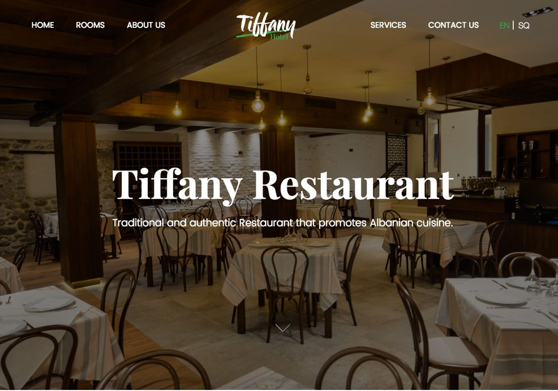 Tiffany Hotel & Restaurant