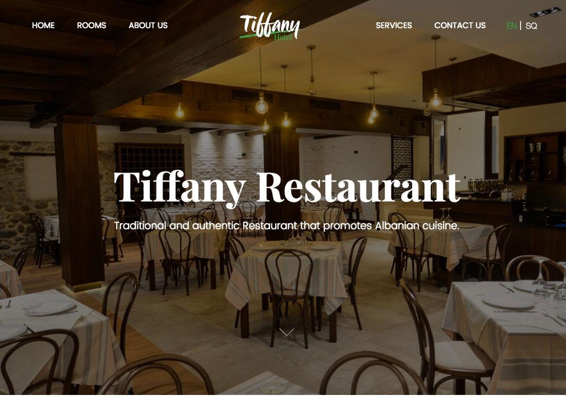 Tiffany Hotel & Restaurant