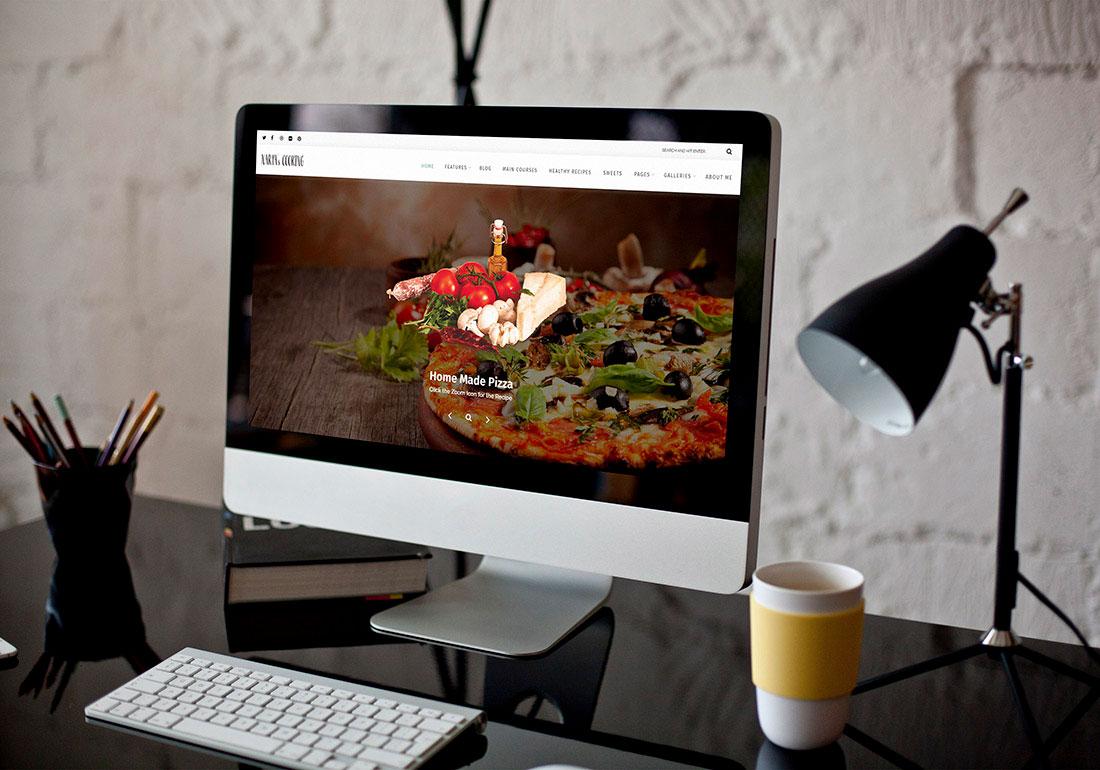 Narya – WordPress Food Blog Theme For Cooks