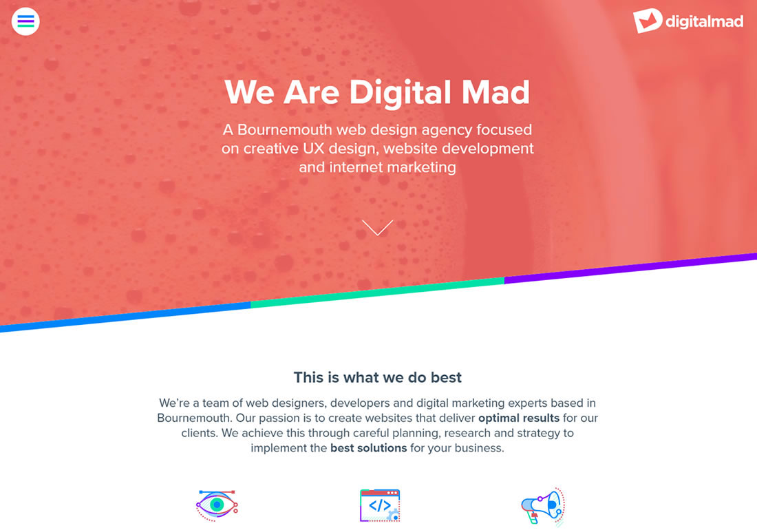 Digital Mad Agency Bournemouth