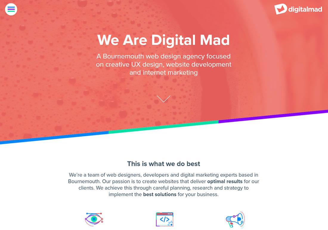 Digital Mad Agency Bournemouth