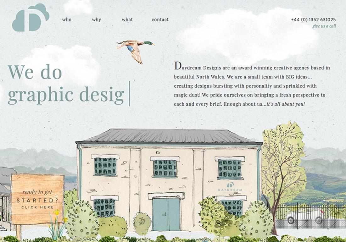 Daydream Designs - Creative Agency