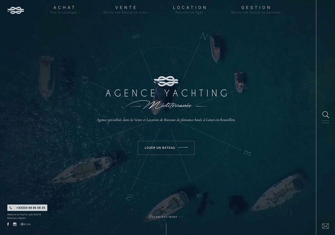 Agence Yachting Mediterranée