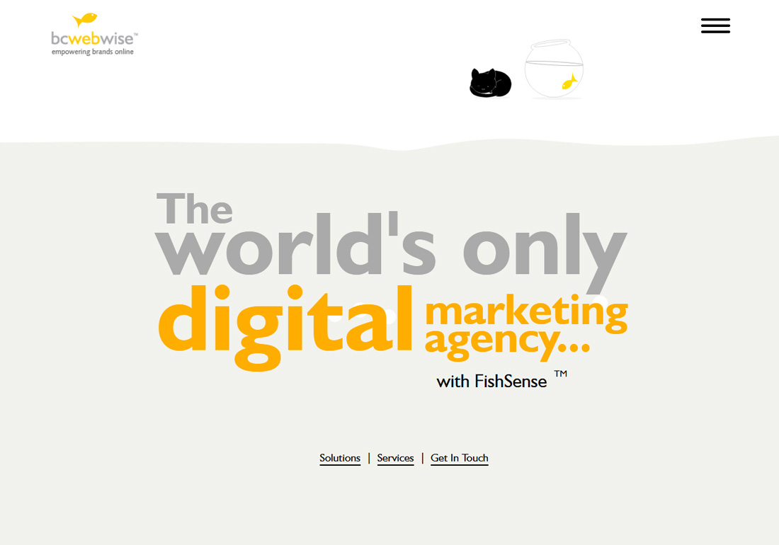 BC Web Wise Agency Site