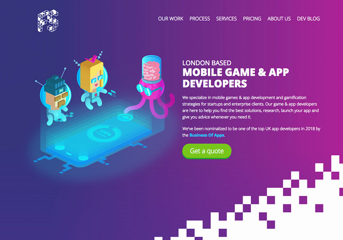 Fan Studio Mobile App Developer UK
