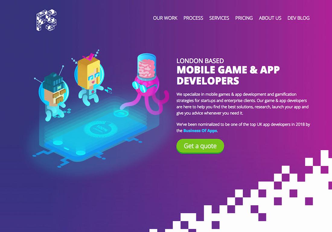 Fan Studio Mobile App Developer UK