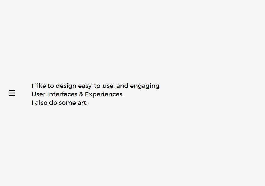 Anestis Goudas, Web , UI/UX Designe