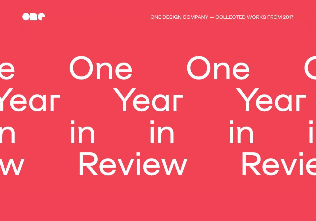 One Design Company - 2017