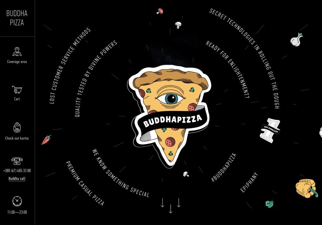 Buddha Pizza