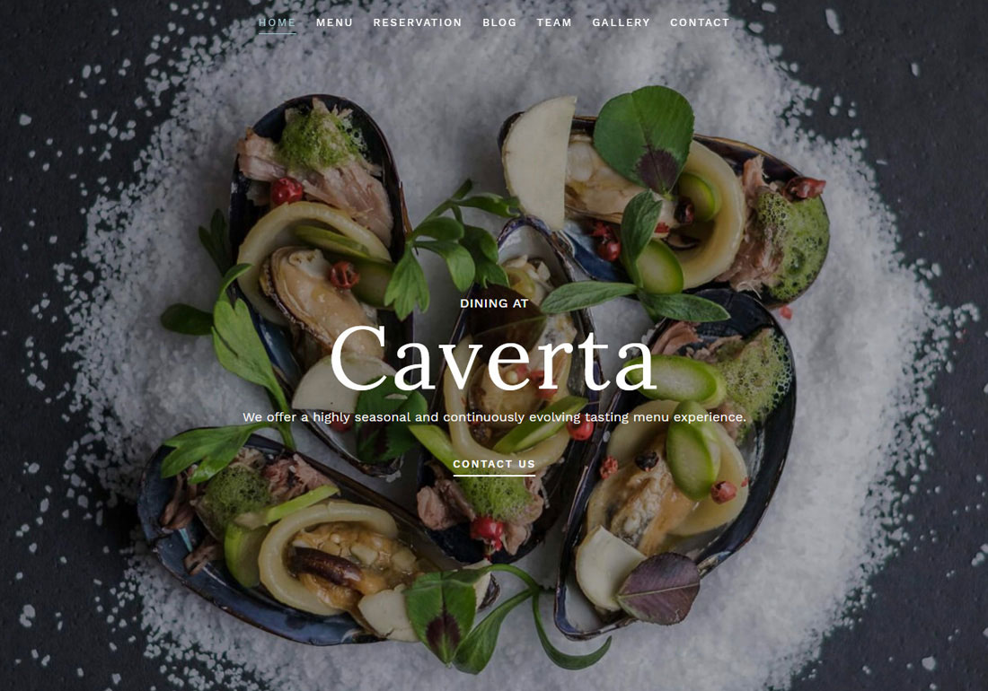 Caverta Restaurant