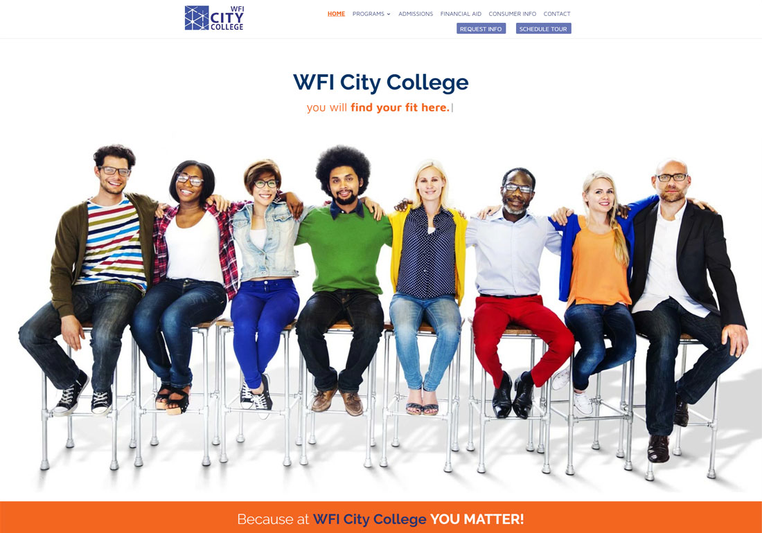 WFICityCollege.org