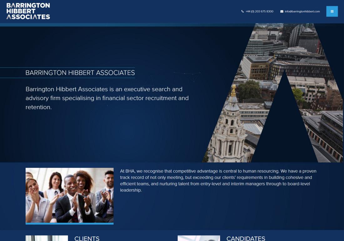 Barrington Hibbert Associates