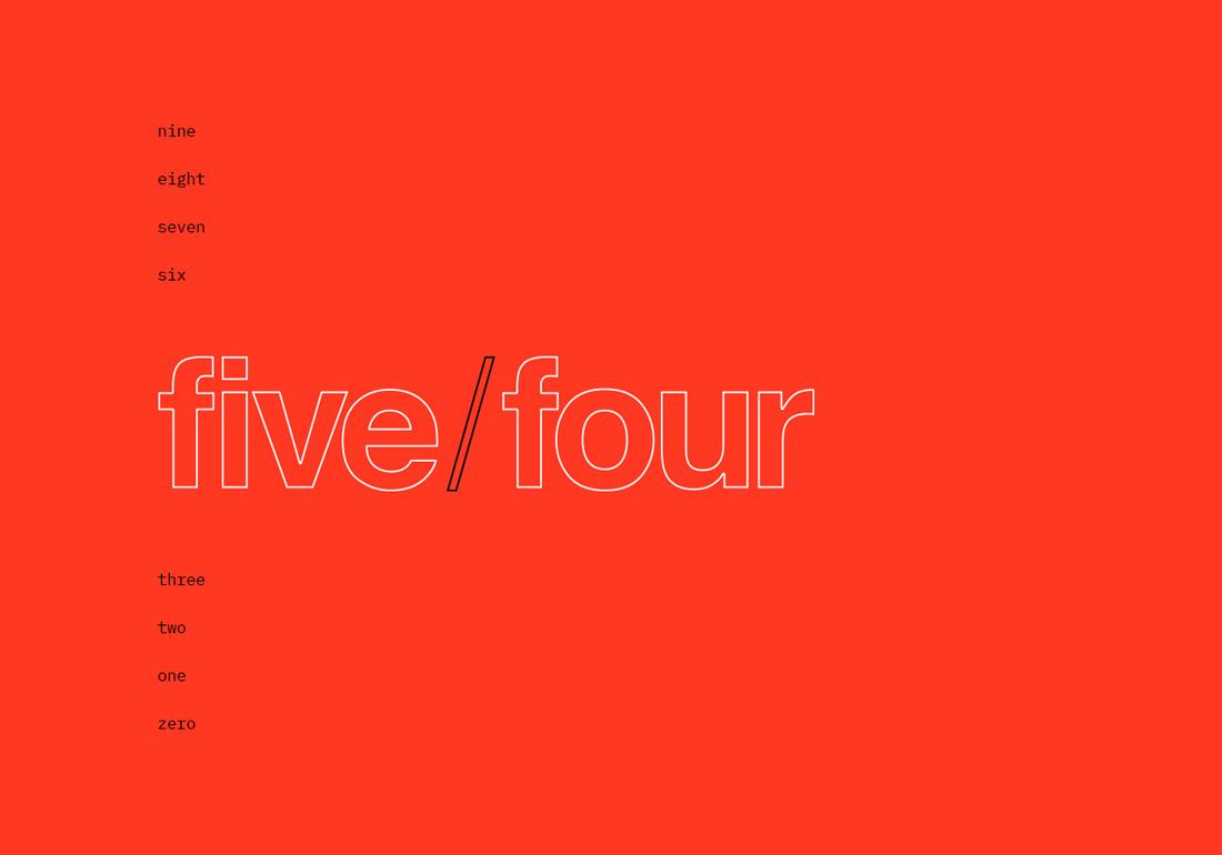 five/four creative