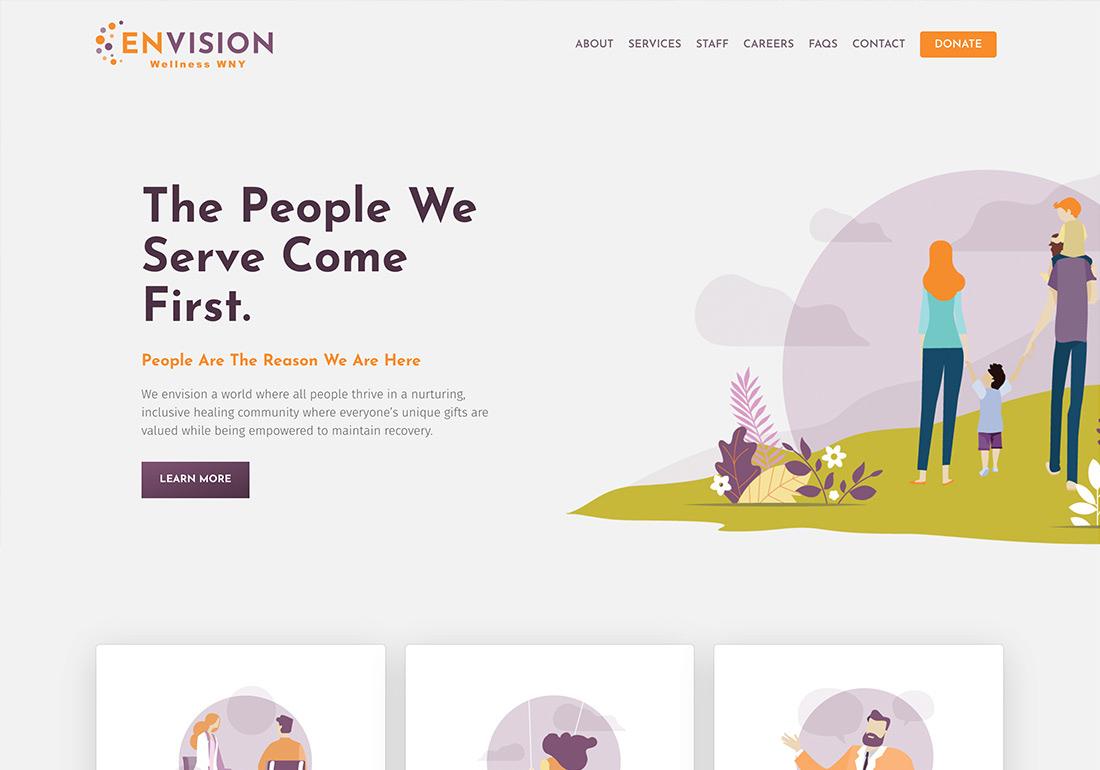 Envision Wellness WNY