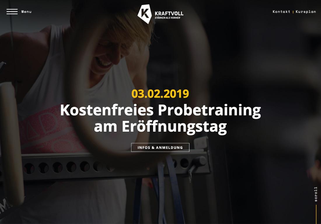 KRAFTVOLL - Functional Training