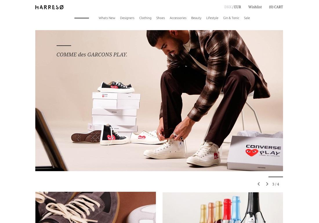 Harresoe Concept Store Kolding