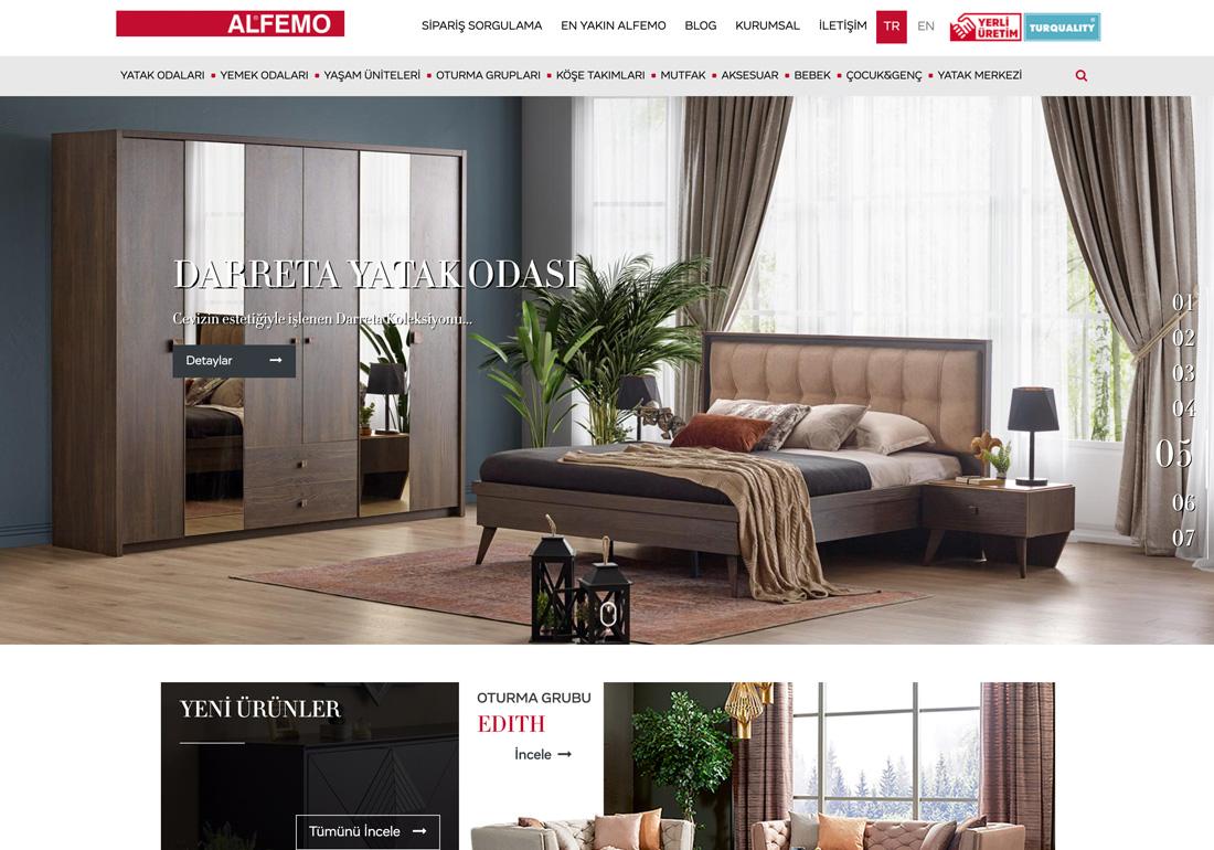 ALFEMO Web Site