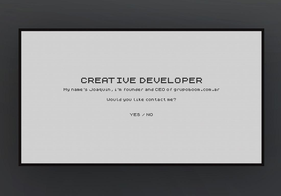 ilchuac | creative developer
