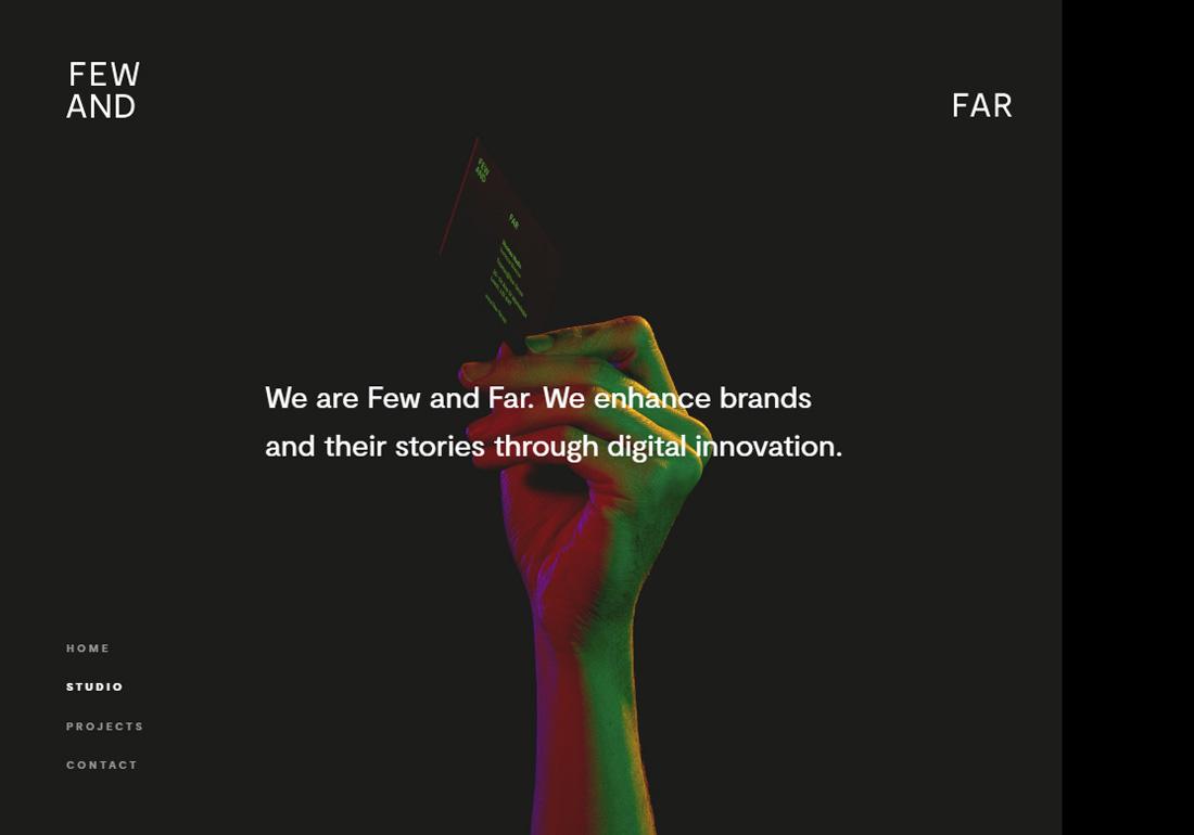 Few and Far