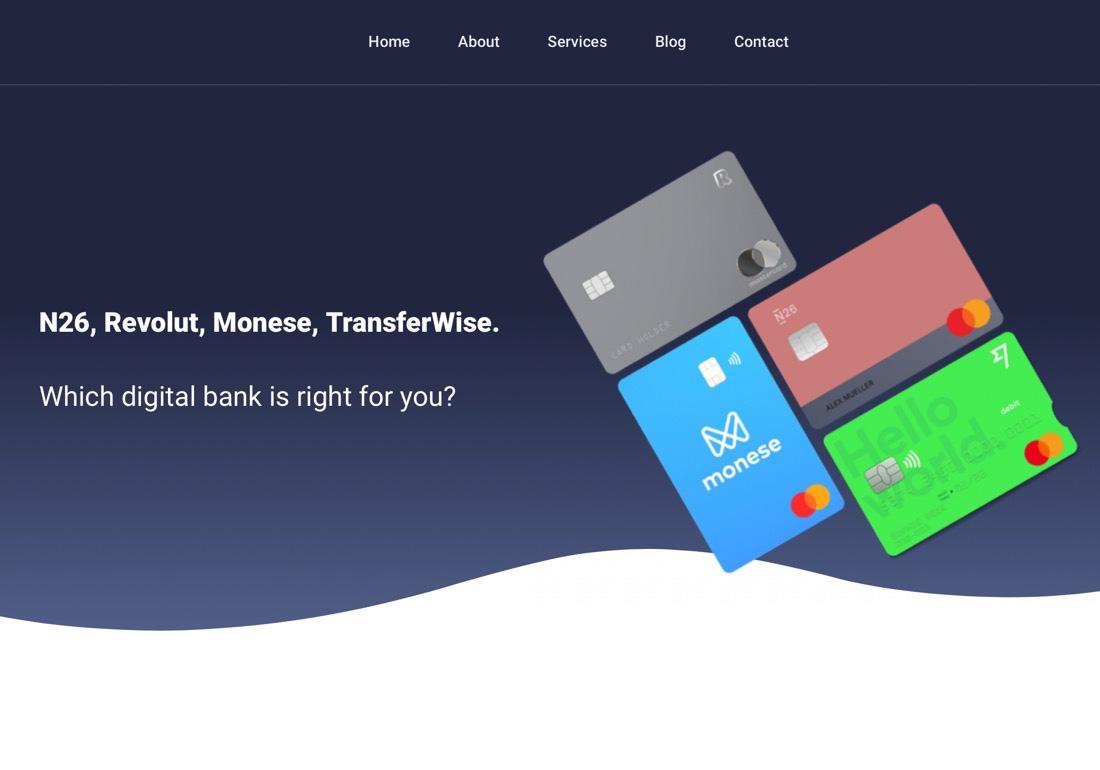 Digital Bank Guide