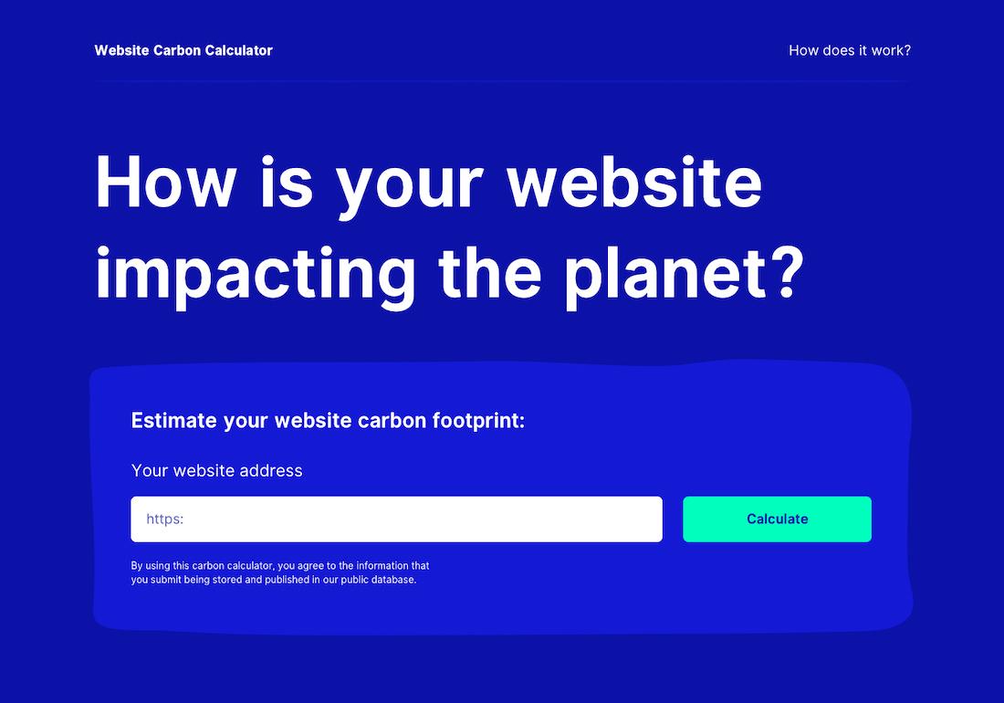 Website Carbon