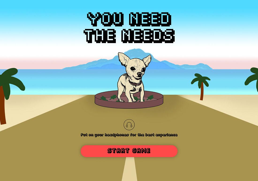 You Need The Needs