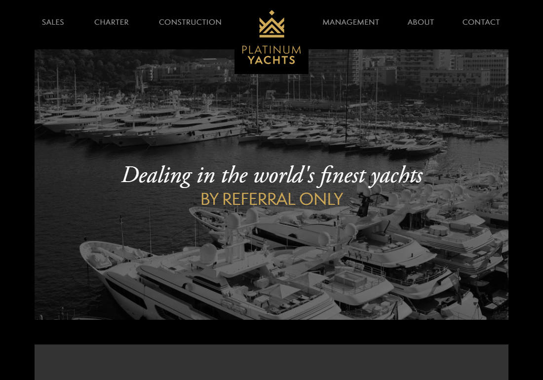 Platinum Yachts International