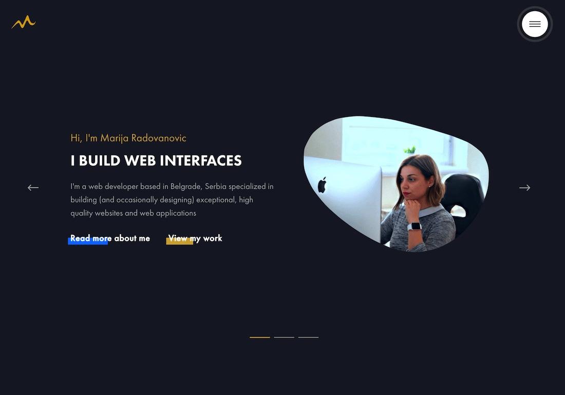 Freelance Web Designer & Developer