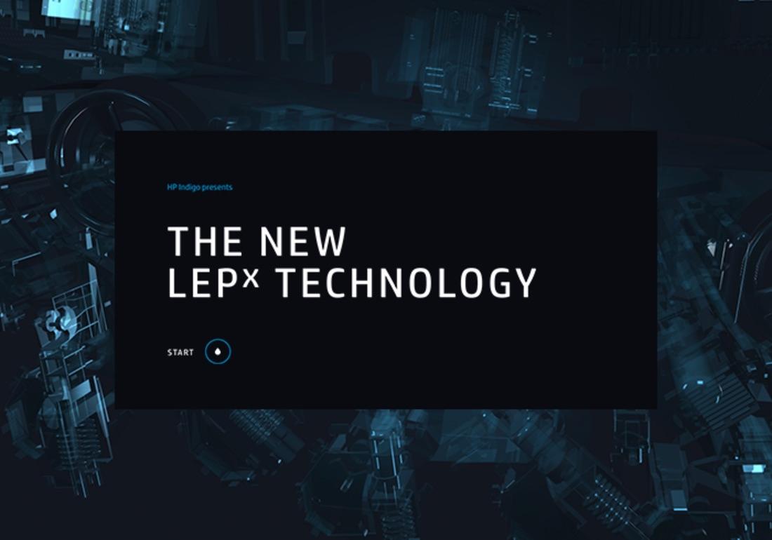HP Indigo LEPx