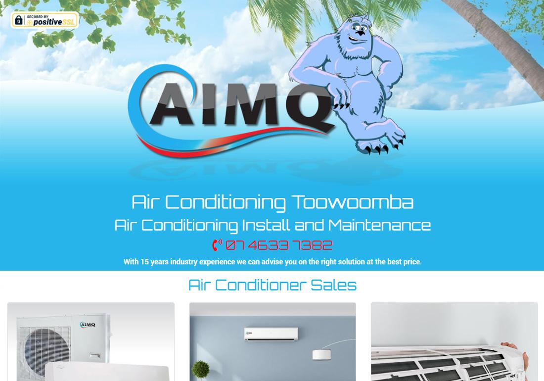 AIMQ Air Conditioning Toowoomba