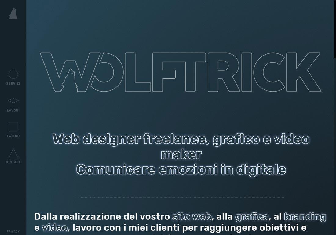 Personal Portfolio - Wolftrick