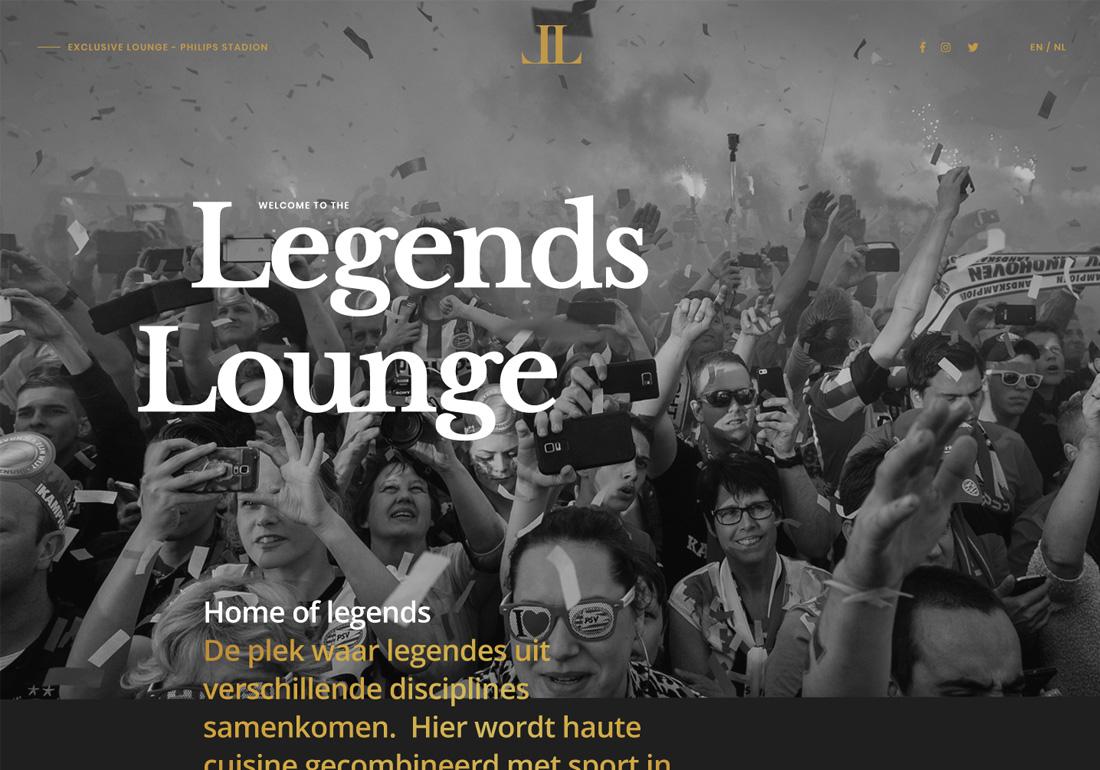 PSV Eindhoven ~ Legends Lounge