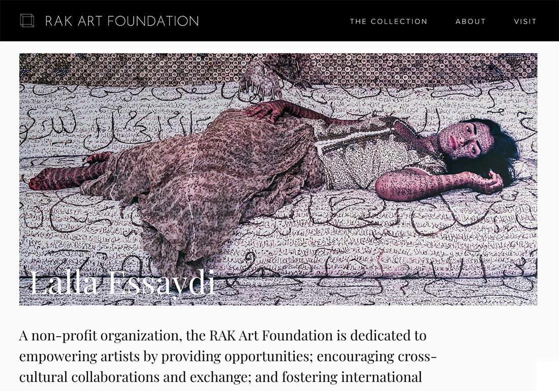 RAK ART FOUNDATION