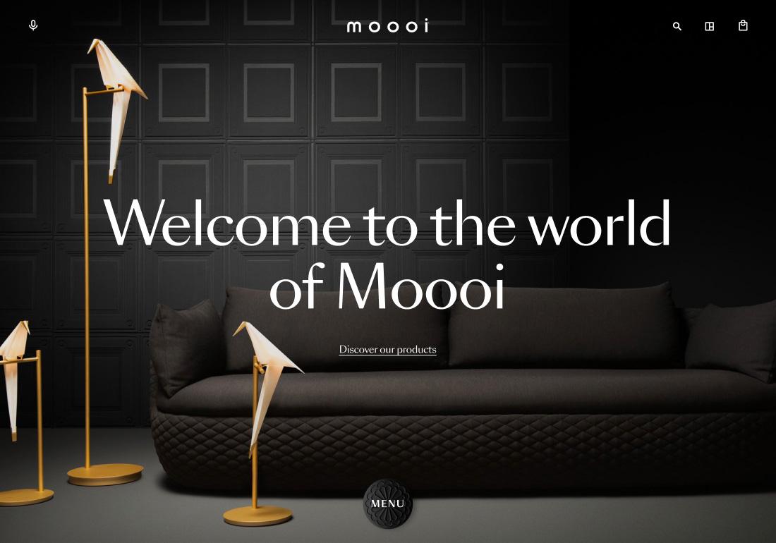 Moooi Digital Flagship Store