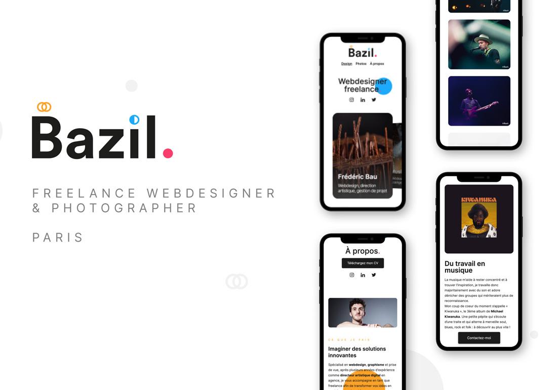 Bazil - Portfolio