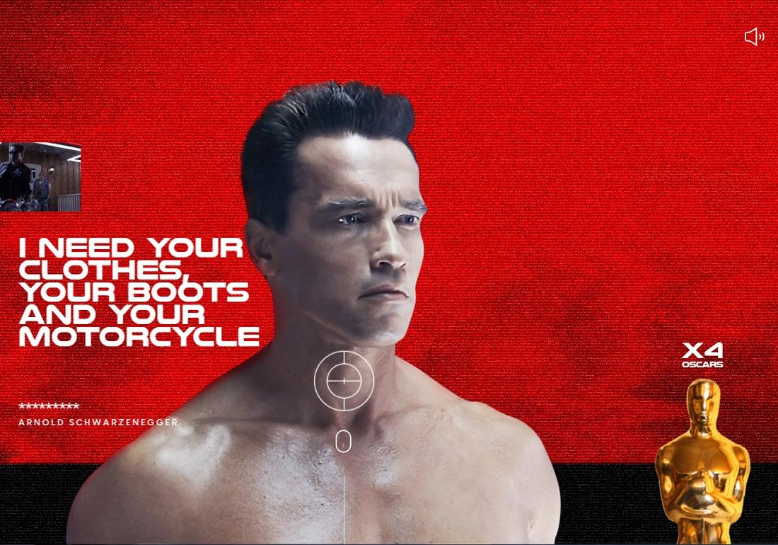 Terminator Fan Page 2020