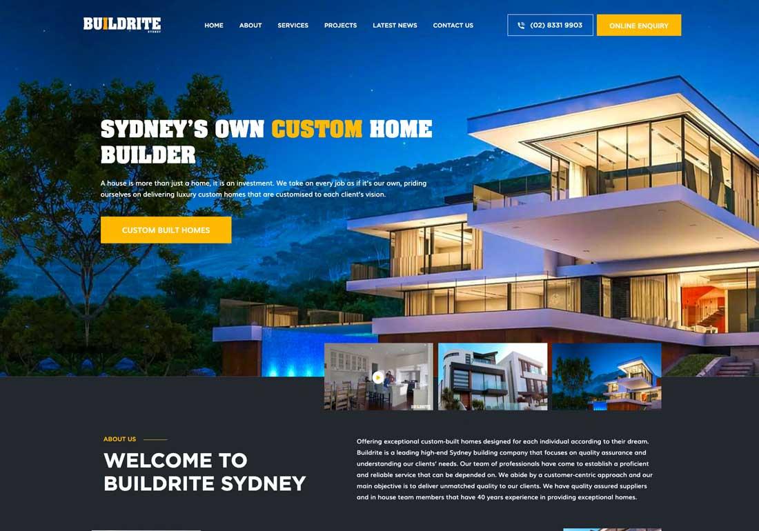 Buildrite Sydney