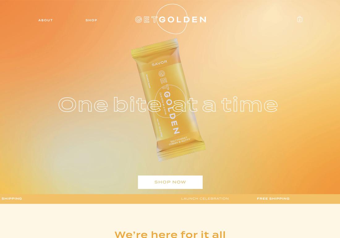 Get Golden