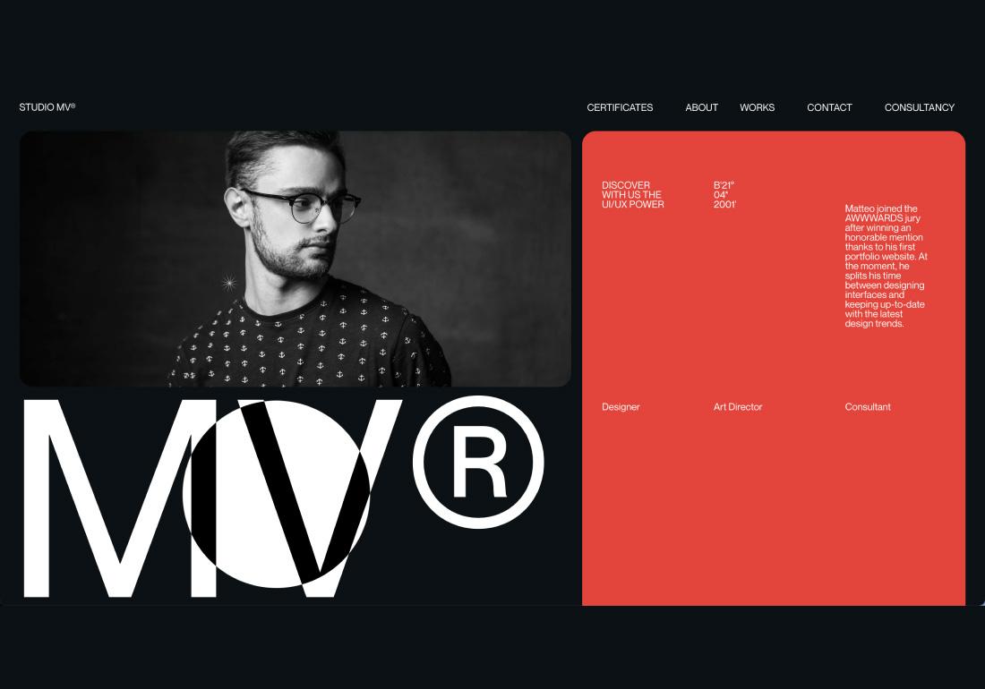 MV Studio Design Portfolio