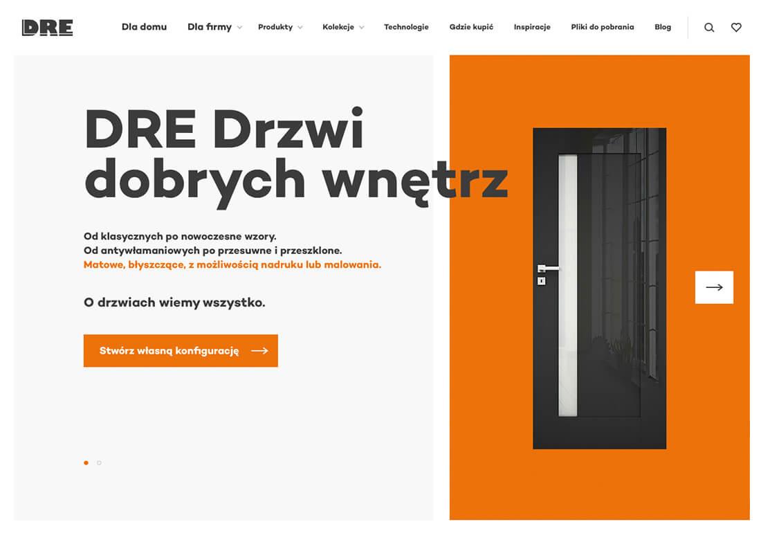 DRE - Good interior doors