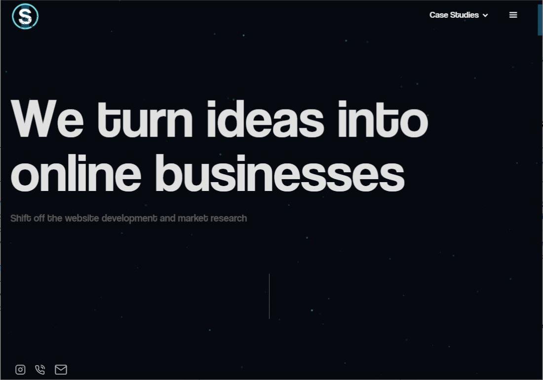 Slide Up - Web Design & Development