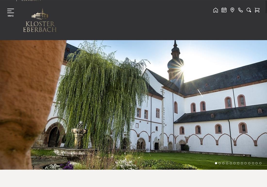 Eberbach Monastery