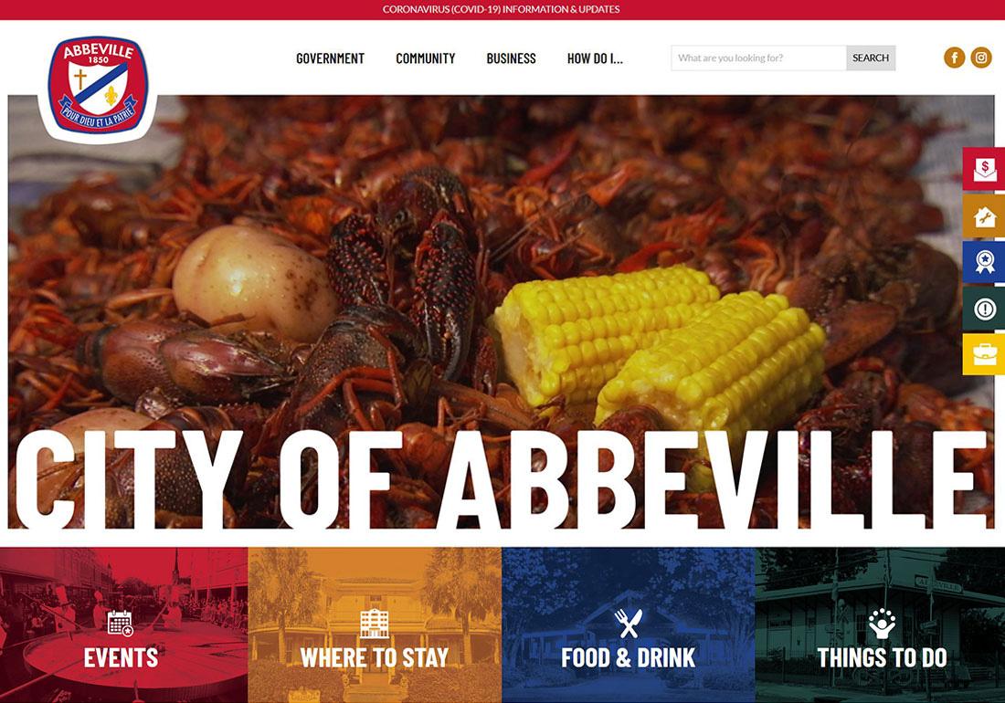 City of Abbeville Louisiana