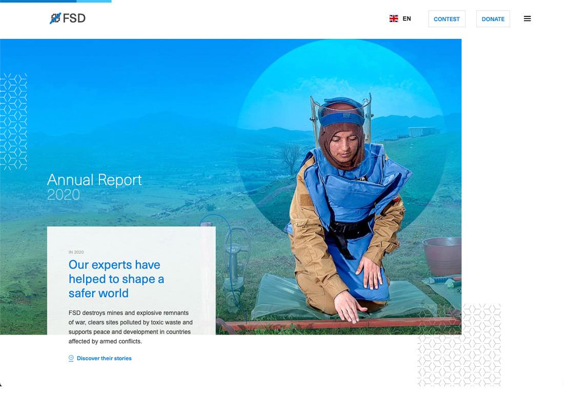 FSD Annual Report 2020